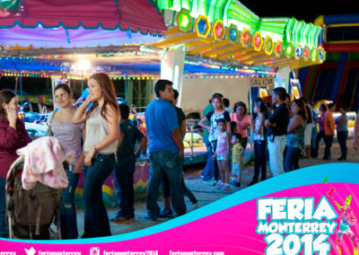 Feria Monterrey 2014