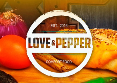 Love & Pepper, Food Truck