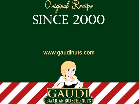 Gaudi, Bavarian Roasted Nuts