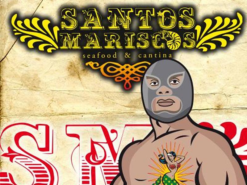 Santos Mariscos Cancún