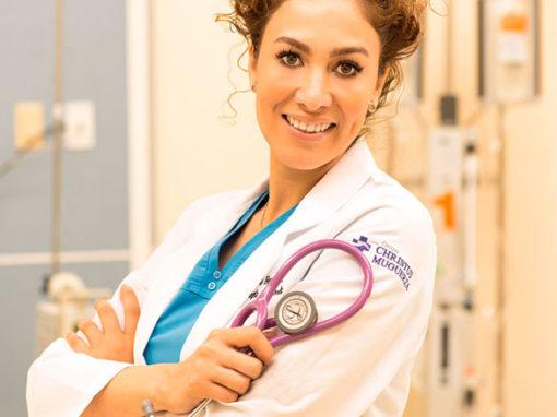 Dra. Lizeth Hernández, Traumatología