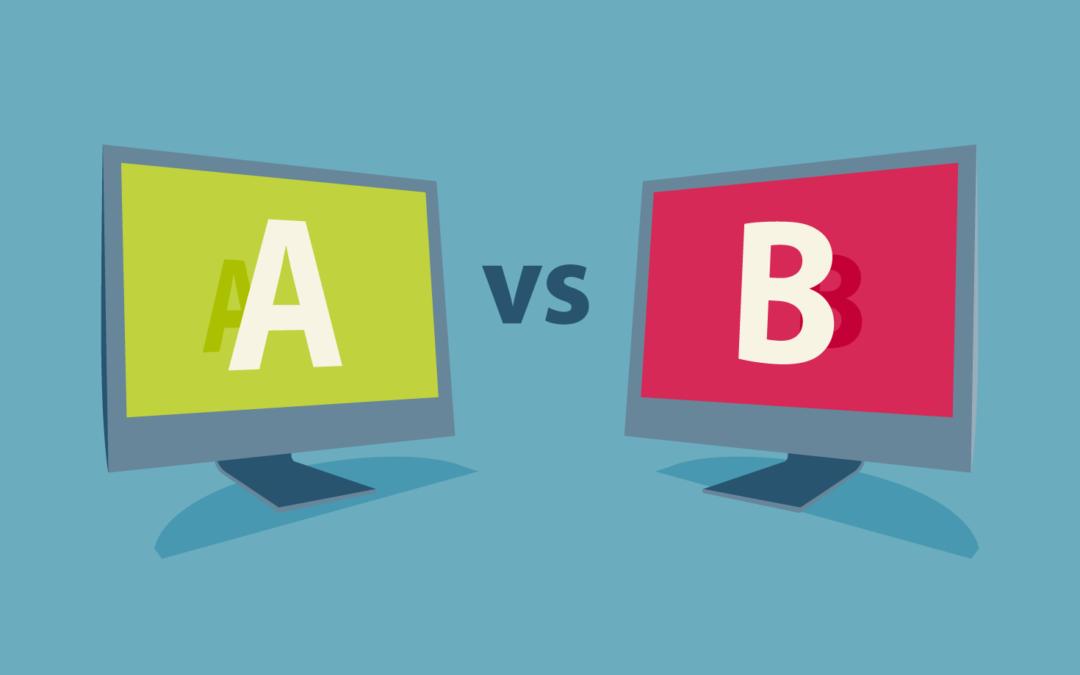¿Qué son las Pruebas A/B en Marketing Digital y cómo le ayudan a mis campañas?
