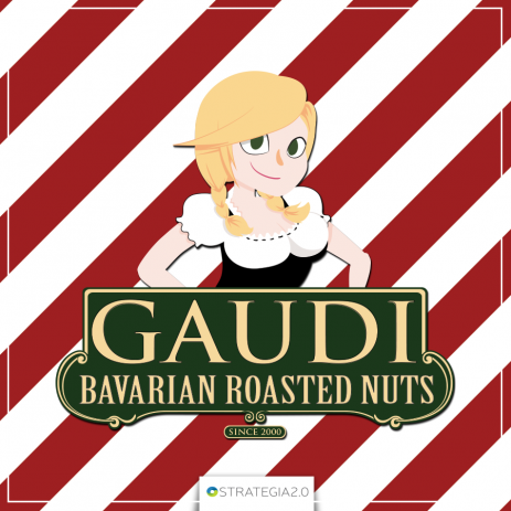 Gaudi Bavarian Roasted Nuts