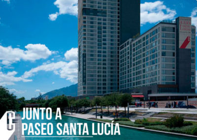 La Capital en Santa Lucía