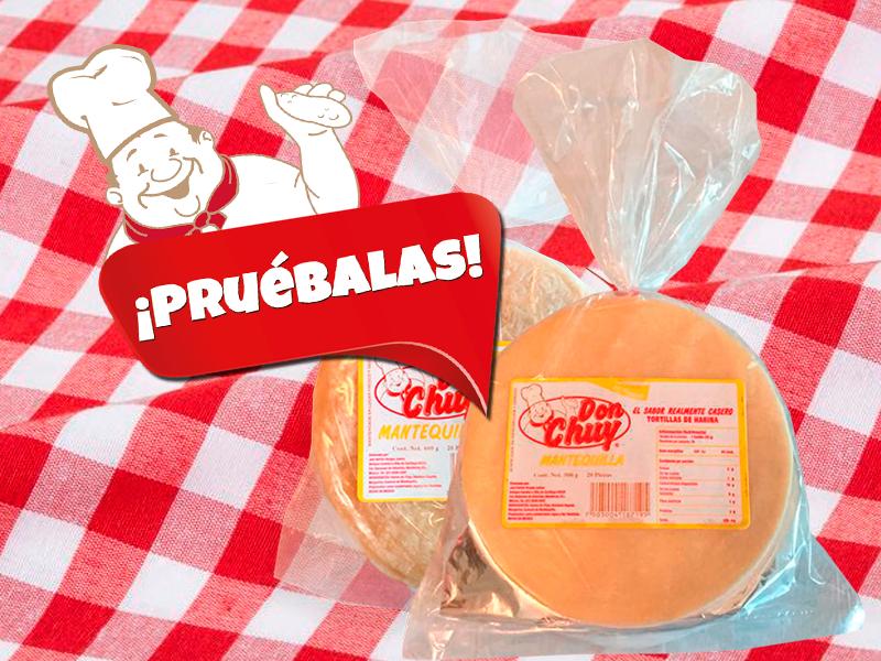 Tortillas Don Chuy