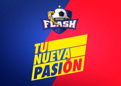 Monterrey Flash 2018-2019