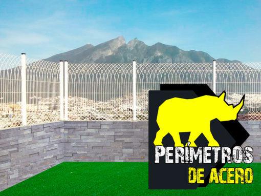Perímetros de Acero / Reja Deacero