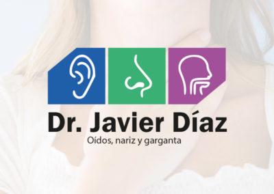 Dr. Javier Díaz, Otorrinolaringólogo