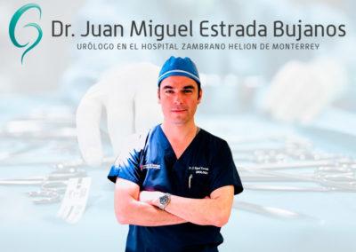 Dr. Miguel Estrada, Urólogo